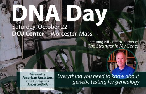 DNA Day in Worcester